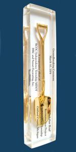 shovel awards